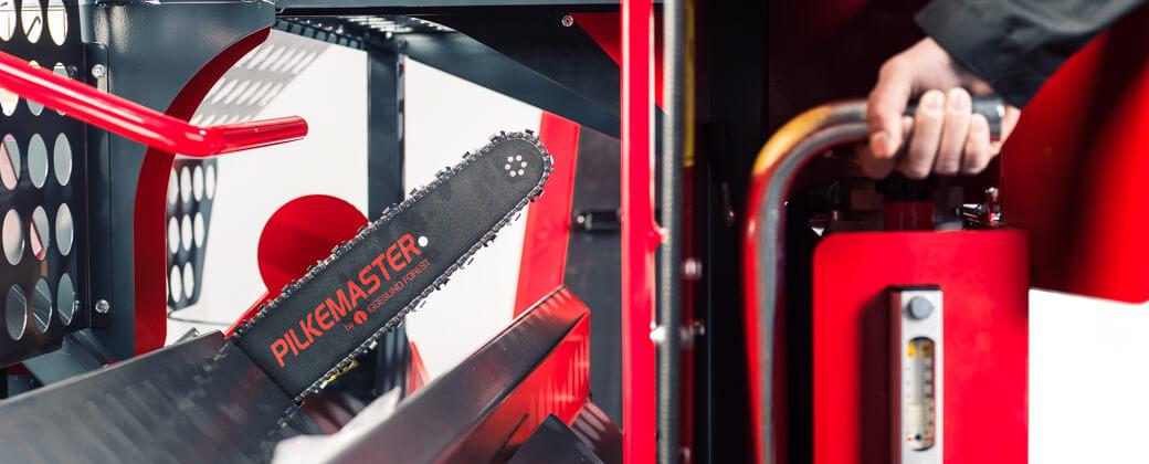 Pilkemaster EVO36HC Käyttömukavuutta