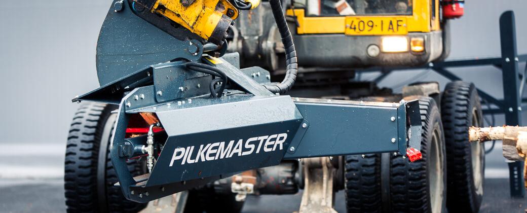Pilkemaster Smart1 parannettu työturvallisuus
