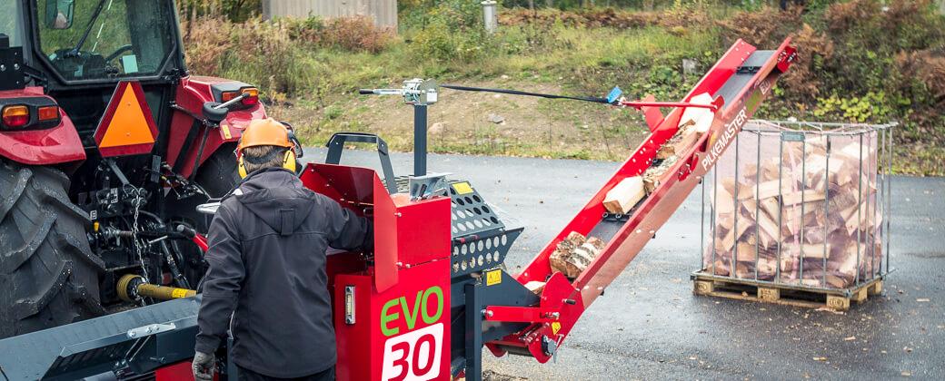 Pilkemaster EVO30 Nopeaa Klapien Tekoa
